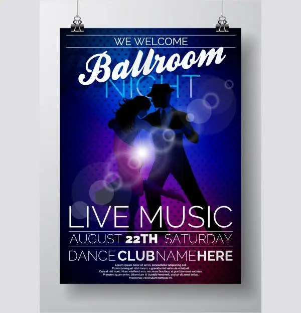 9+ Music Event Brochures - Design, Templates Free  Premium Templates