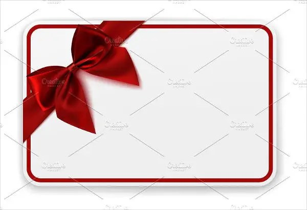 template for gift card - Gift Card Envelope Template