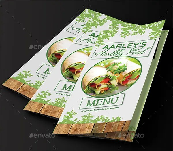 6+ Healthy Food Brochures - Design, Templates Free  Premium Templates