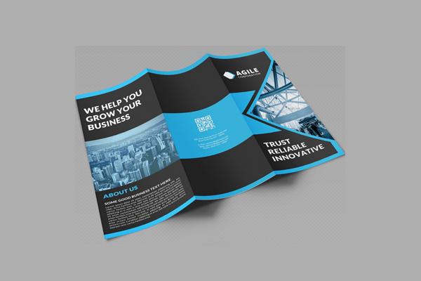 9+ Trifold Business Brochures - Design, Templates Free  Premium - tri fold business brochure