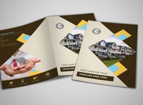 9+ Property Brochures - Editable PSD, AI, Vector EPS Format Download