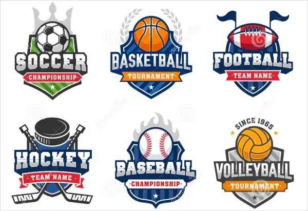 8+ Vintage Sports Logos - Designs, Templates Free  Premium Templates