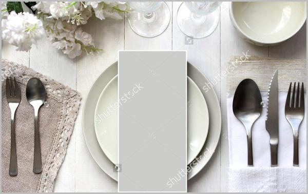 8+ Dinner Party Menu Templates - PSD, AI Free  Premium Templates