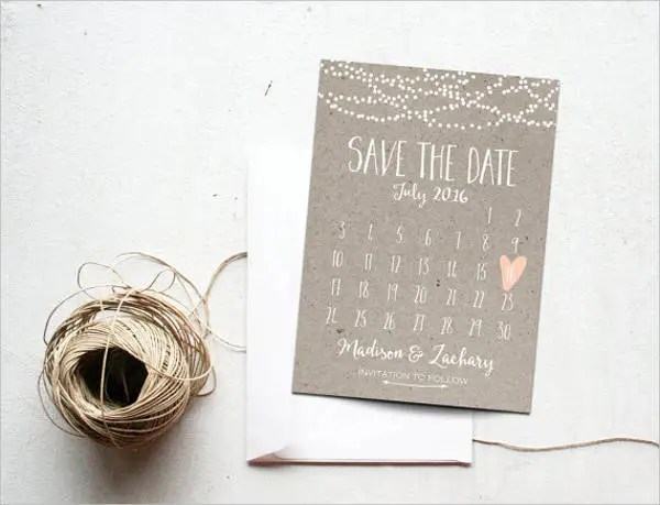 7+ Save-the-Date Event Postcards - Designs, Templates Free - printable postcard template free
