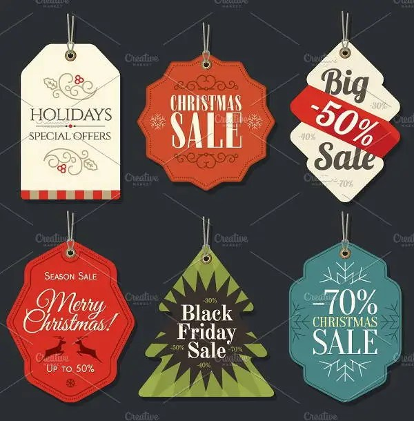 9+ Sale Tag Templates - PSD, Vector EPS, JPG Download Free - sale tag template
