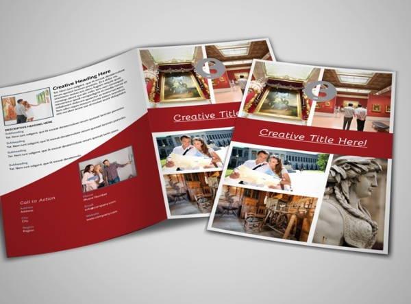 7+ Museum Brochure Templates Free  Premium Templates