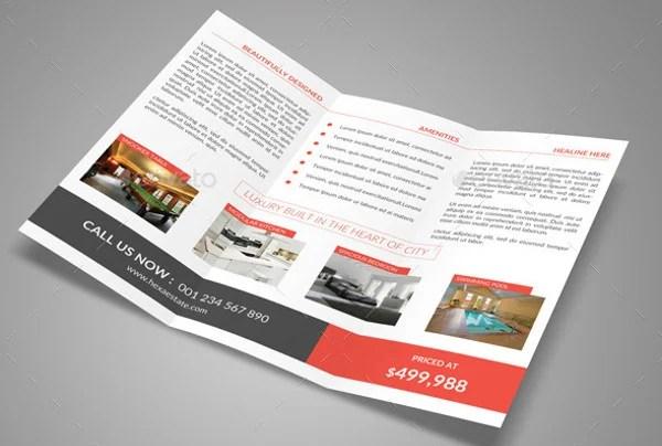 9+ Corporate Real Estate Brochures - Editable PSD, AI, Vector EPS