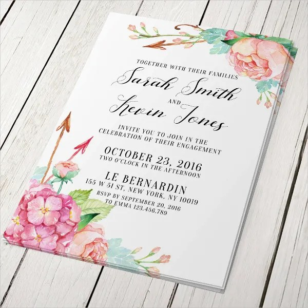 Surprise Wedding Invitation Wording Wedding Gallery - surprise engagement party