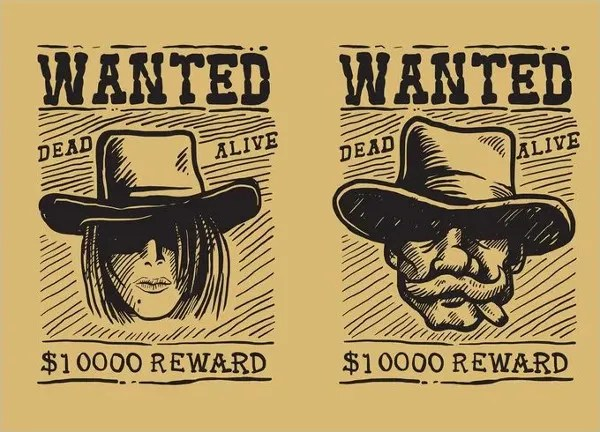 11+ Printable Wanted Posters - Free PSD, Vector, EPS Format Download