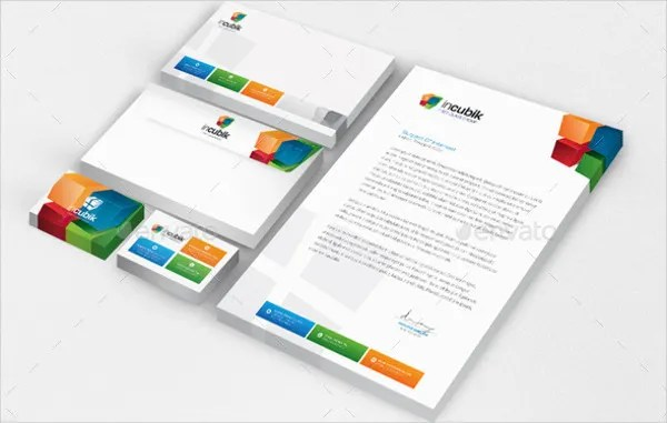 9+ Small Business Letterhead Templates - Free Word, PSD, EPS, Vector