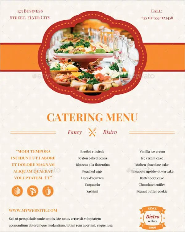 10+ Banquet Menu Templates - AI, Psd, Docs, Pages Free  Premium