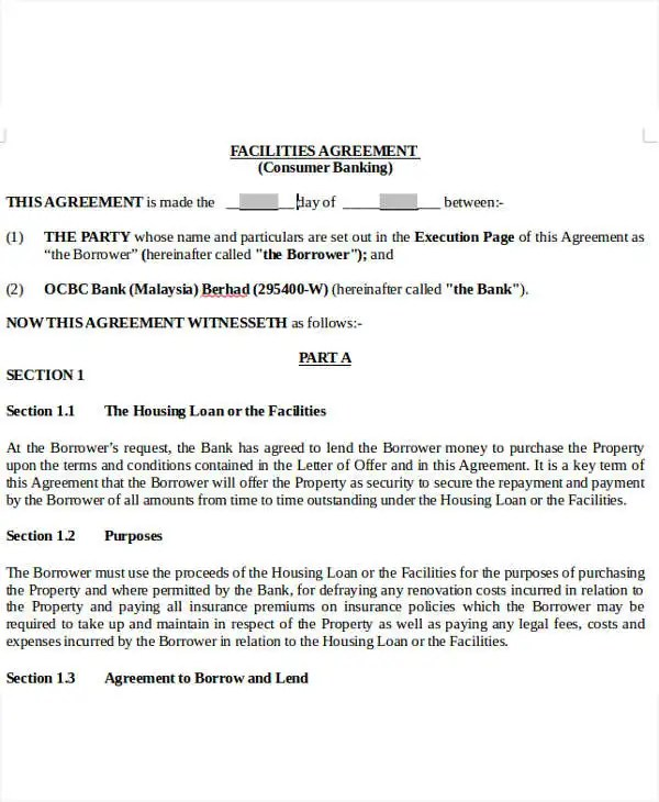 20 Best Of Example Agreement Letter Borrowing Money Pics Complete - loan letter agreement
