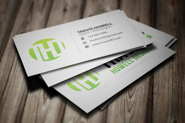 12+ Business Card Layout Templates - Word, Publisher, AI Free