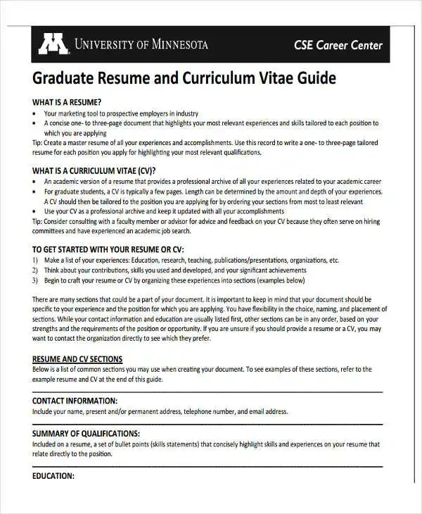 Fresher Lecturer Resume Templates - 5+ Free Word, PDF Format