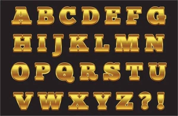 9+ Fancy Alphabet Letters - Free PSD, EPS, Format Download Free