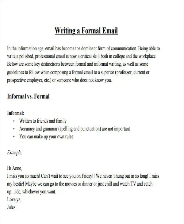 Formal Letters Of Introduction Formal Letter Format Portuguese - formal letters