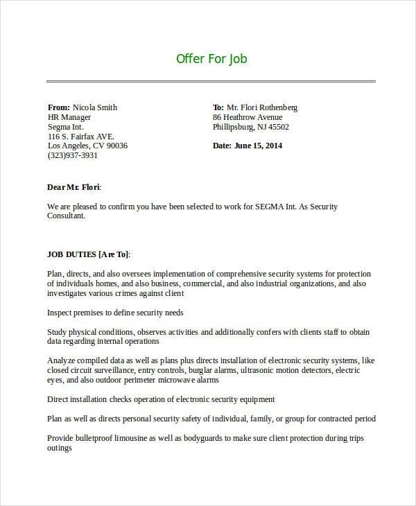 Sample Engagement Letter Consulting - Letter Idea 2018 - marketing consultant job description