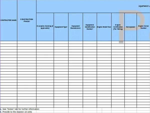 Company Inventory List Templates - 5+ Free Word, PDF Format Download - company inventory template