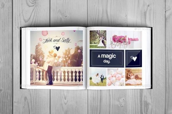 free album templates - 28 images - elegant square wedding photo