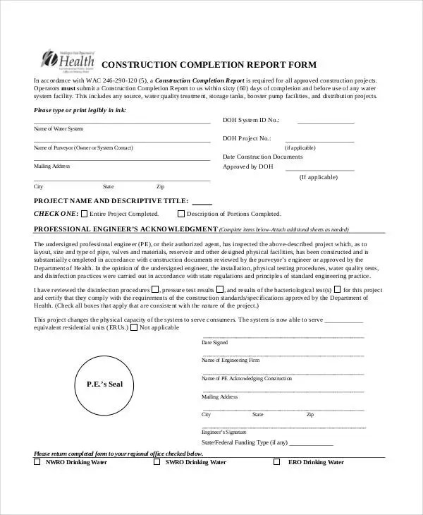 Project Closure Report Template Project Closeout Template Reportbig - project report