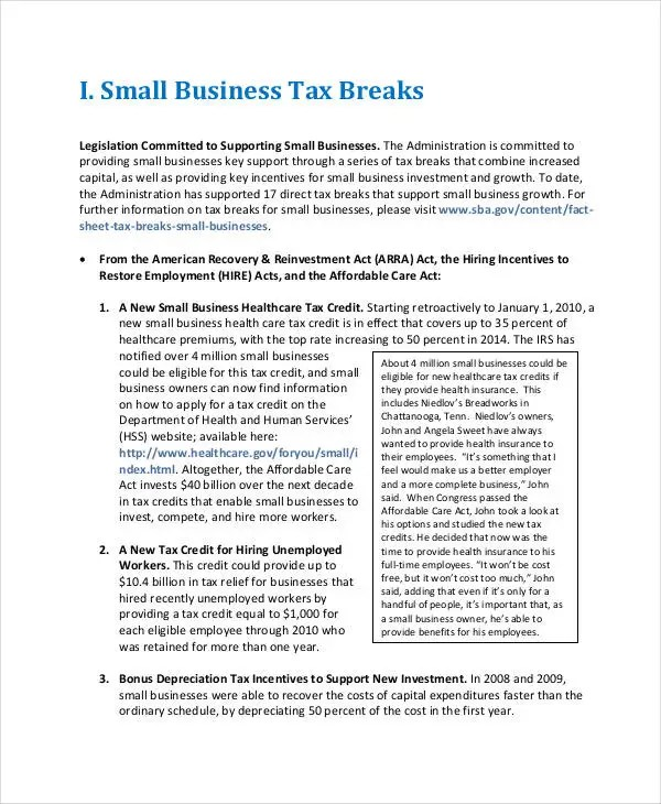 Business Project Report Templates - 7+ Free Word, PDF Format - project report template word