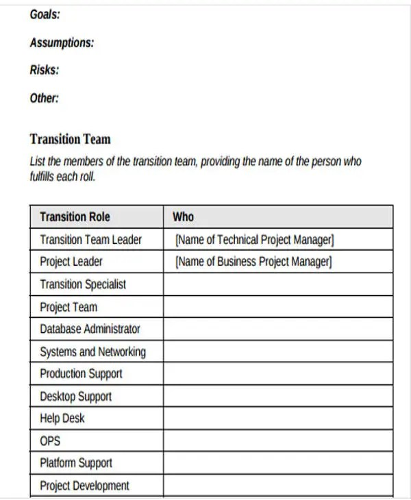 Project to Do List Templates - 6+ Free Word, PDF Format Download