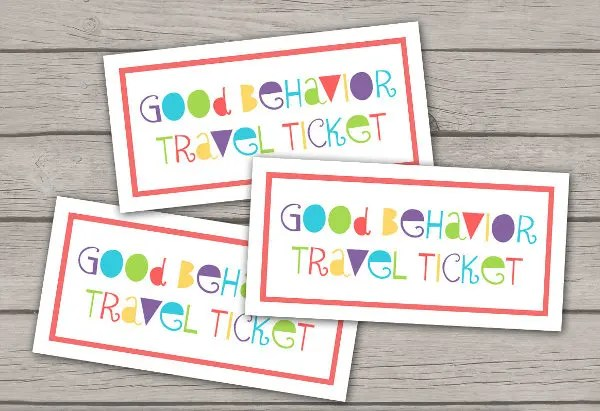 6+ Travel Ticket Templates - Free PSD, AI, Vector EPS Format - play ticket template