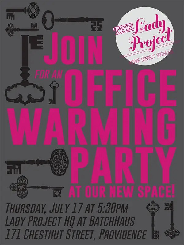 Office Party Invitation - 7+ Design, Template, Sample, Example