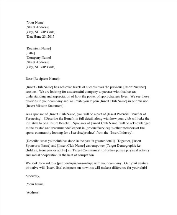 letter of request format - Hossroshana - letters of request format