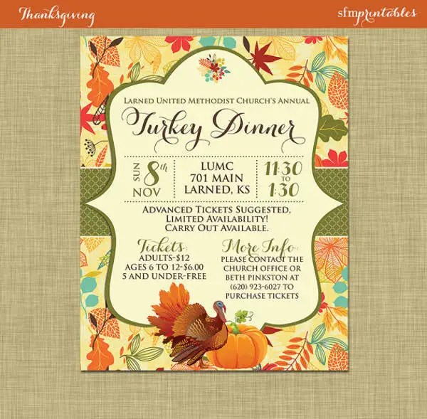6+ Dinner Ticket Tem6lates - - Free PSD, AI, Vector EPS Format