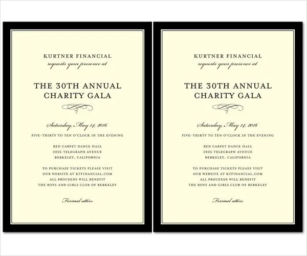 9+ Event Invitation Templates - Free Editable PSD, AI, Vector EPS - invitation format for an event