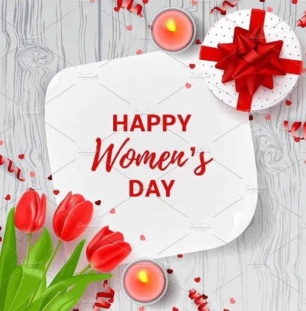 10+ Women\u0027s Day Greeting Card Templates Free  Premium Templates