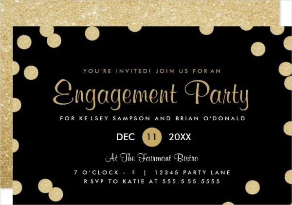 Invitation Format Free  Premium Templates