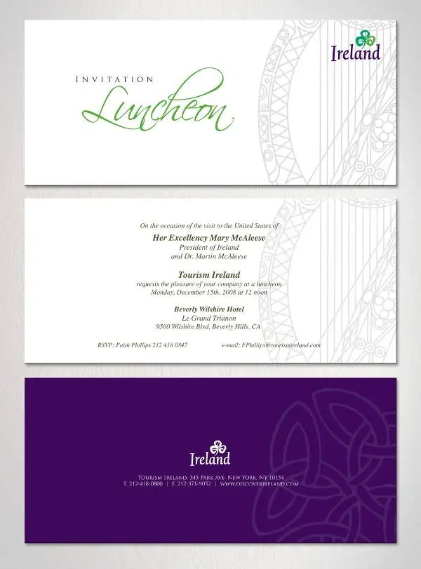 19+ Corporate Invitation Templates - Word, PSD, AI, Apple Pages