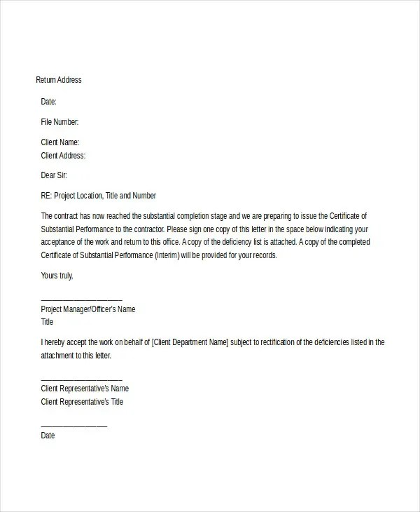 9+ Client Letter Templates - Free Sample, Example Format Download - letter to client
