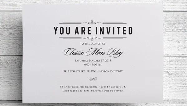 46+ Event Invitations Designs  Templates - PSD, AI Free  Premium