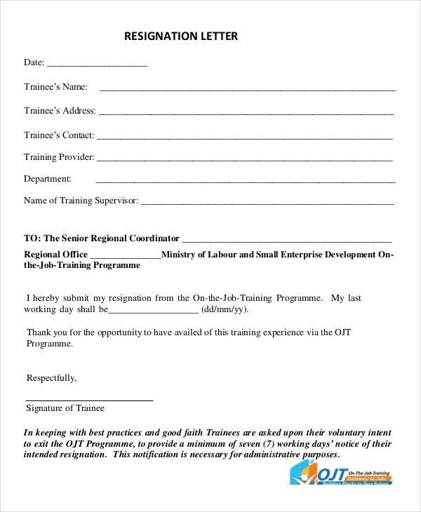 32+ Formal Letter Templates - PDF, DOC Free  Premium Templates - letter of good faith
