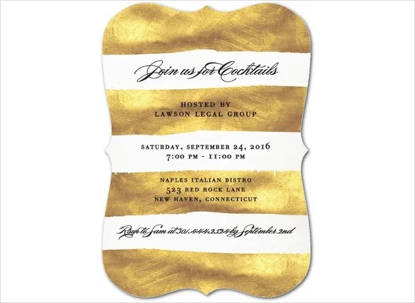 43+ Sample Invitations Free \ Premium Templates - invitation event sample