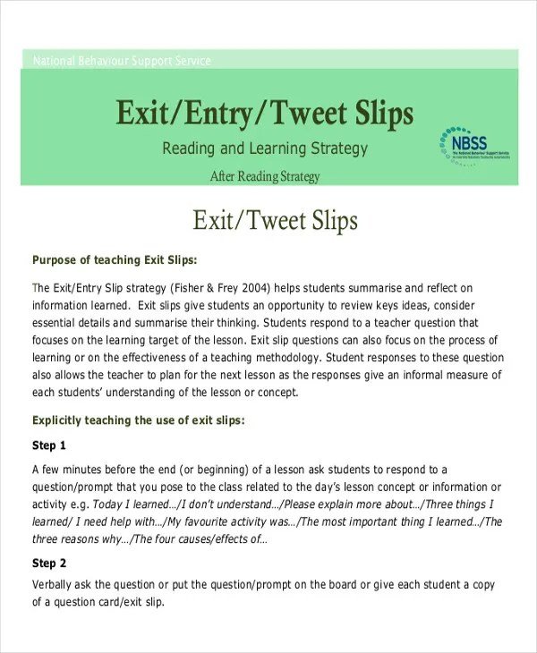 7+ Exit Ticket Templates - Free PSD, AI, Vector EPS Format - free ticket templates