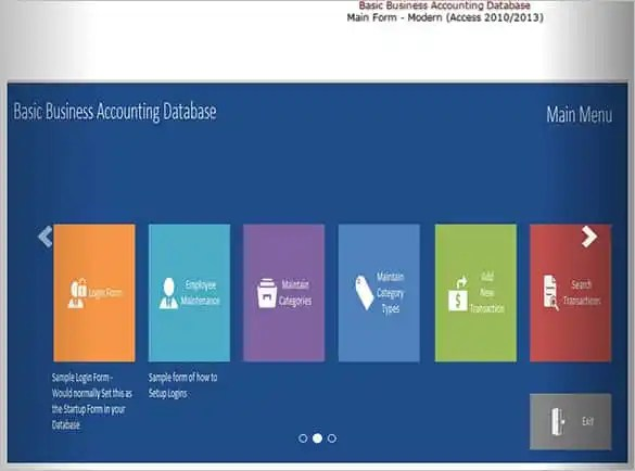 29+ Microsoft Access Templates Free  Premium Templates