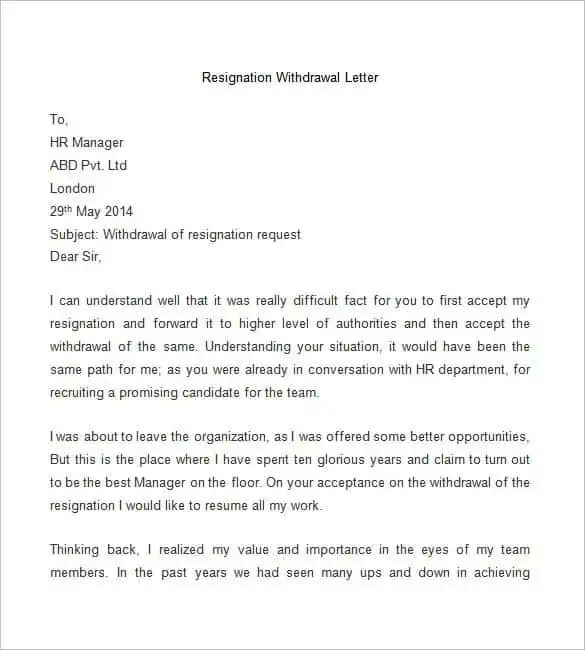 How To Write A Resignation Letter With Sample Wikihow Resignation Letter Template 38 Free Word Pdf Documents