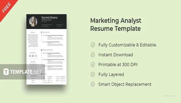 Marketing Resume Format Template - 7+ Free Word, PDF Format Download - marketing resume formats