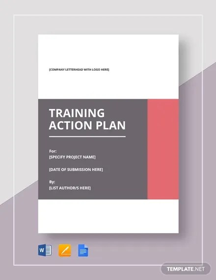 25+ Training Plan Templates - DOC, PDF Free  Premium Templates