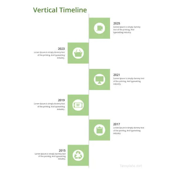 Timeline Template - 69+ Free Word, Excel, PDF, PPT, PSD Format