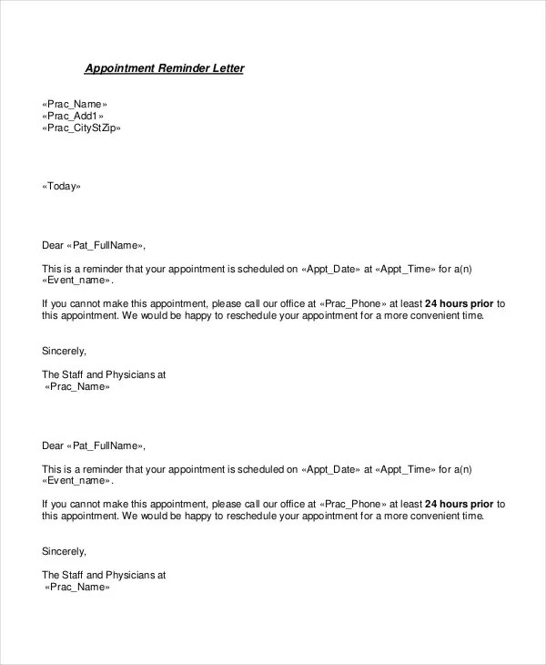 Appointment Letter Business | Cv Sample For Nurse Practitioner