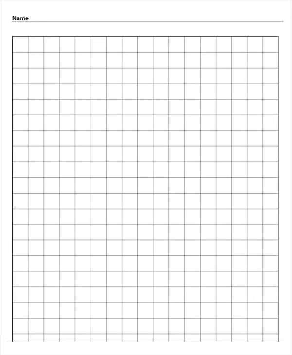what is centimeter graph paper