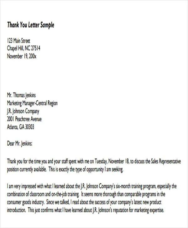 55+ Formal Letter Examples Free \ Premium Templates - formal business letter formats
