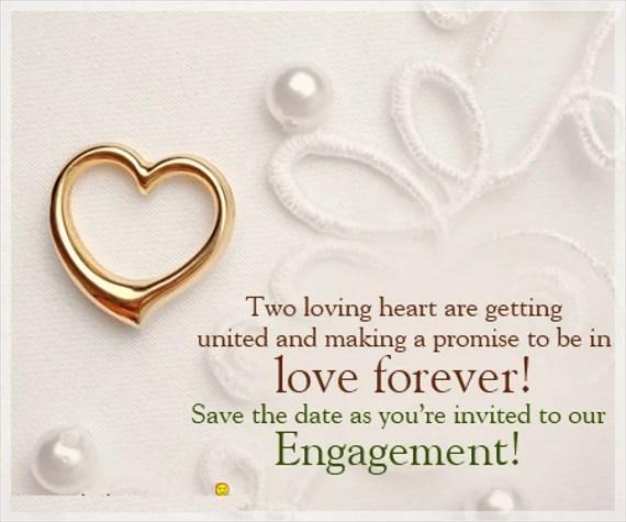 40+ Printable Engagement Invitations Templates Free  Premium