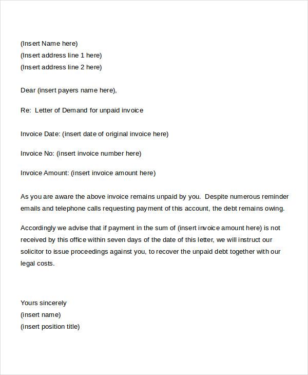 Business Letter Format Formal Letter Templates 45 Free Wordpdf Document