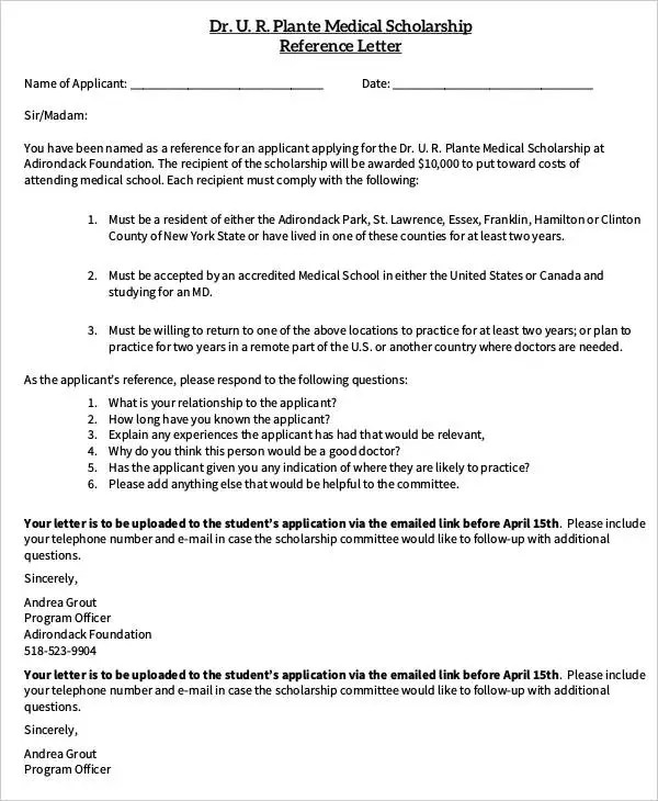 Reference Letter Examples - 29+ Free Word, PDF DOcuments Download